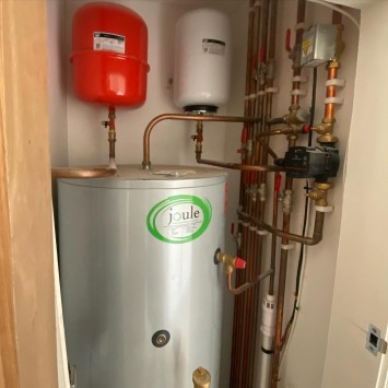 Previous Plumbing, Bathroom and Boiler Work