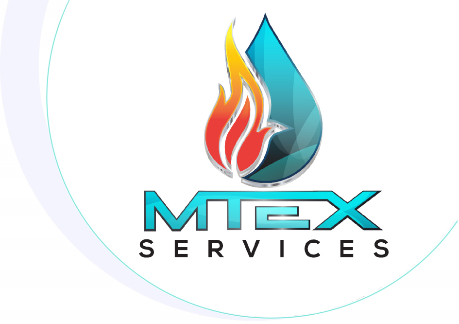 Mtex Plumbing and Heating Logo